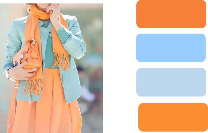 ست کردن لباس براساس چرخه رنگ,چرخه رنگ چیست,رنگ مکمل در چرخه رنگ,رنگ متوالی در چرخه رنگ,رنگ سهگانه در چرخه رنگ,اصول ست کردن لباس