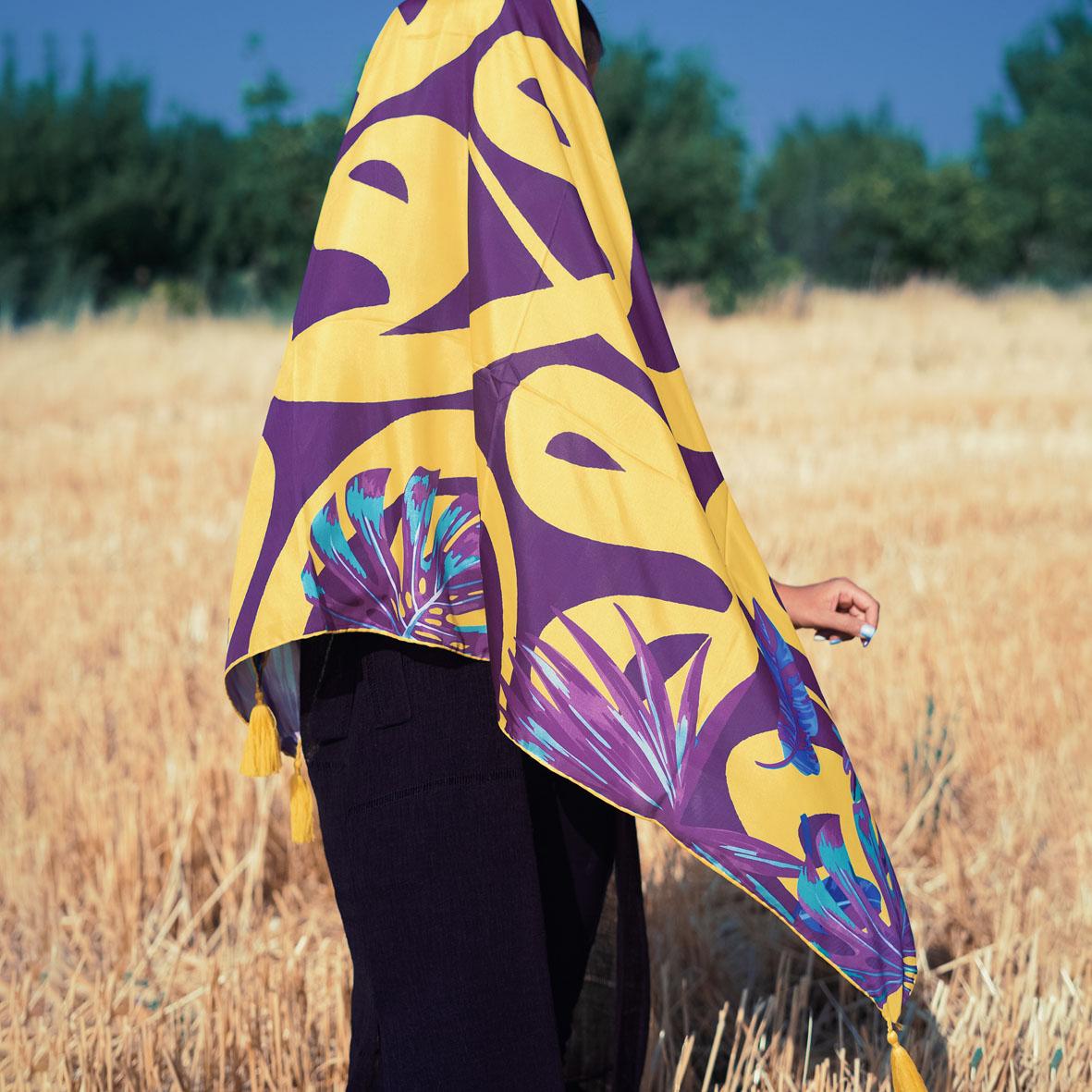 روسری کد 124